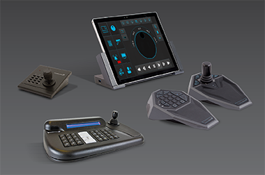 Synectics Controllers and Keyboards